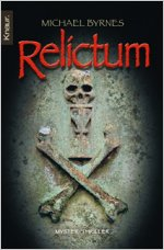 Buch-Cover, Michael Byrnes: Relictum