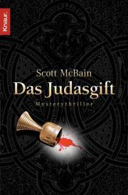 Buch-Cover, Scott McBain: Das Judasgift