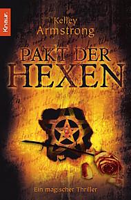 Buch-Cover, Kelley Armstrong: Pakt der Hexen