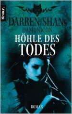 Buch-Cover, Darren Shan: Höhle des Todes
