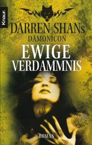 Buch-Cover, Darren Shan: Ewige Verdammnis