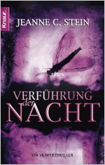 Buch-Cover, Jeanne C. Stein: Verführung der Nacht