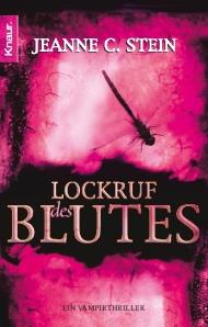 Buch-Cover, Jeanne C. Stein: Lockruf des Blutes