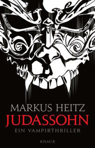 Buch-Cover, Markus Heitz: Judassohn