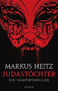 Buch-Cover, Markus Heitz: Judastöchter