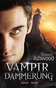 Buch-Cover, Sharon Ashwood: Vampirdämmerung