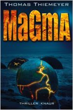 Buch-Cover, Thomas Thiemeyer: Magma