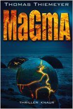 Buch-Cover, Thomas Thiemeyer: Magma