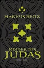 Buch-Cover, Markus Heitz: Kinder des Judas