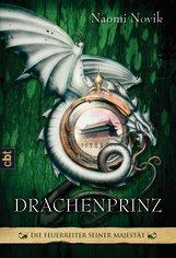 Buch-Cover, Naomi Novik: Drachenprinz
