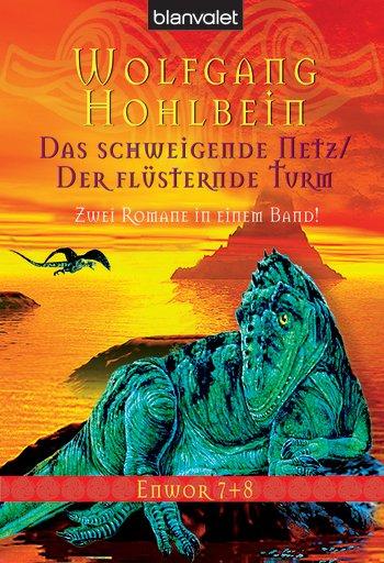Buch-Cover, Wolfgang Hohlbein: Der flüsternde Turm