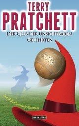 Buch-Cover, Terry Pratchett: Der Club der unsichtbaren Gelehrten