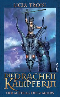 Buch-Cover, Licia Troisi: Der Auftrag des Magiers
