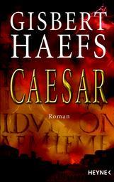 Buch-Cover, Gisbert Haefs: Caesar
