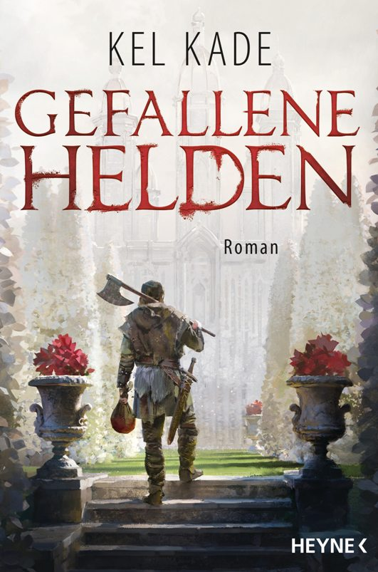 Buch-Cover, Kel Kade: Gefallene Helden