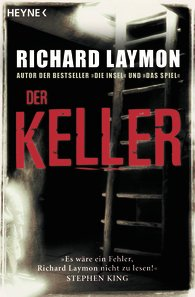 Buch-Cover, Richard Laymon: Der Keller