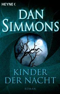 Buch-Cover, Dan Simmons: Kinder der Nacht