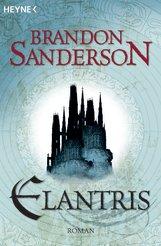 Buch-Cover, Brandon Sanderson: Elantris