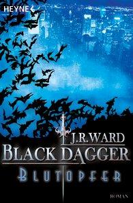 Buch-Cover, J.R. Ward: Blutopfer