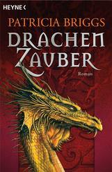 Buch-Cover, Patricia Briggs: Drachenzauber