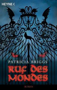 Buch-Cover, Patricia Briggs: Ruf des Mondes