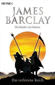 Buch-Cover, James Barclay: Das verlorene Reich