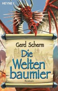 Buch-Cover, Gerd Scherm: Die Weltenbaumler