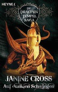Buch-Cover, Janine Cross: Auf dunklen Schwingen