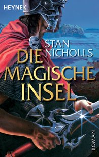 Buch-Cover, Stan Nicholls: Die Magische Insel