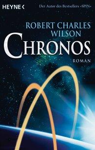 Buch-Cover, Robert Wilson: Chronos