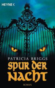 Buch-Cover, Patricia Briggs: Spur der Nacht