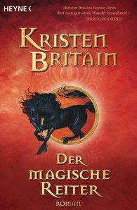 Buch-Cover, Kristen Britain: Der magische Reiter