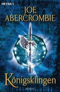 Buch-Cover, Joe Abercrombie: K�nigsklingen