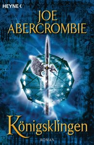 Buch-Cover, Joe Abercrombie: Königsklingen