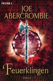 Buch-Cover, Joe Abercrombie: Feuerklingen