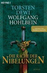 Buch-Cover, Wolfgang Hohlbein: Die Rache der Nibelungen