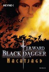 Buch-Cover, J.R. Ward: Nachtjagd