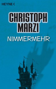 Buch-Cover, Christoph Marzi: Nimmermehr