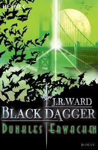 Buch-Cover, J.R. Ward: Dunkles Erwachen
