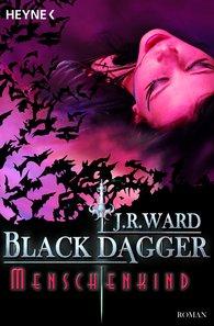 Buch-Cover, J.R. Ward: Menschenkind