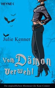 Buch-Cover, Julie Kenner: Vom Dämon verweht