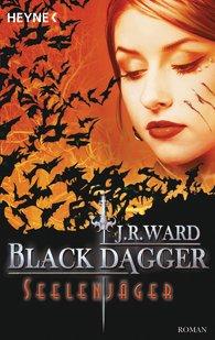 Buch-Cover, J.R. Ward: Seelenjäger