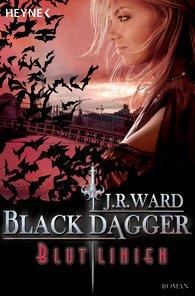 Buch-Cover, J.R. Ward: Blutlinien
