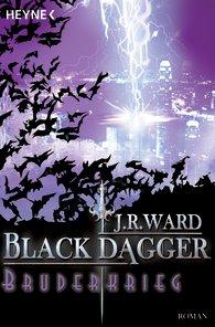 Buch-Cover, J.R. Ward: Bruderkrieg