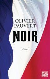 Buch-Cover, Olivier Pauvert: Noir