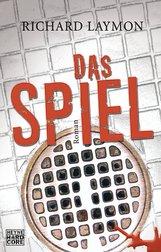 Buch-Cover, Richard Laymon: Das Spiel