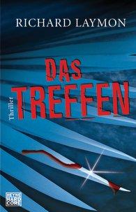Buch-Cover, Richard Laymon: Das Treffen
