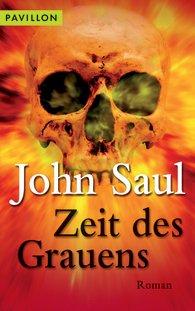 Buch-Cover, John Saul: Zeit des Grauens