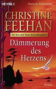 Buch-Cover, Christine Feehan: Dämmerung des Herzens