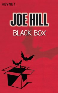Buch-Cover, Joe Hill: Black Box
